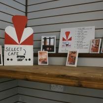 Cafe Jukebox installation